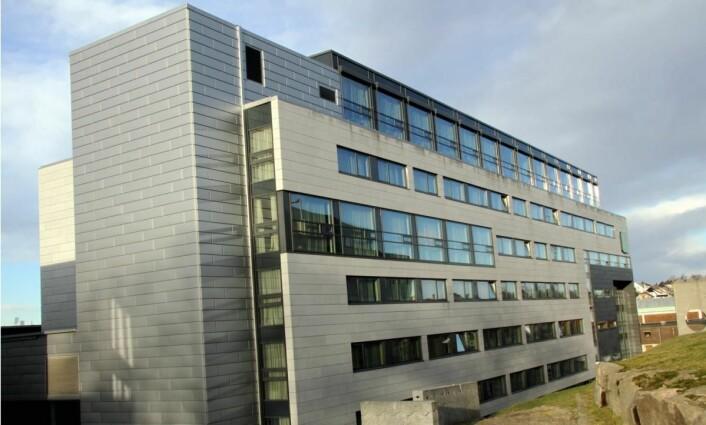 <em>Quality Hotel Fredrikstad er blitt et landemerke i østfoldbyen. (Foto: Morten Holt)</em>
