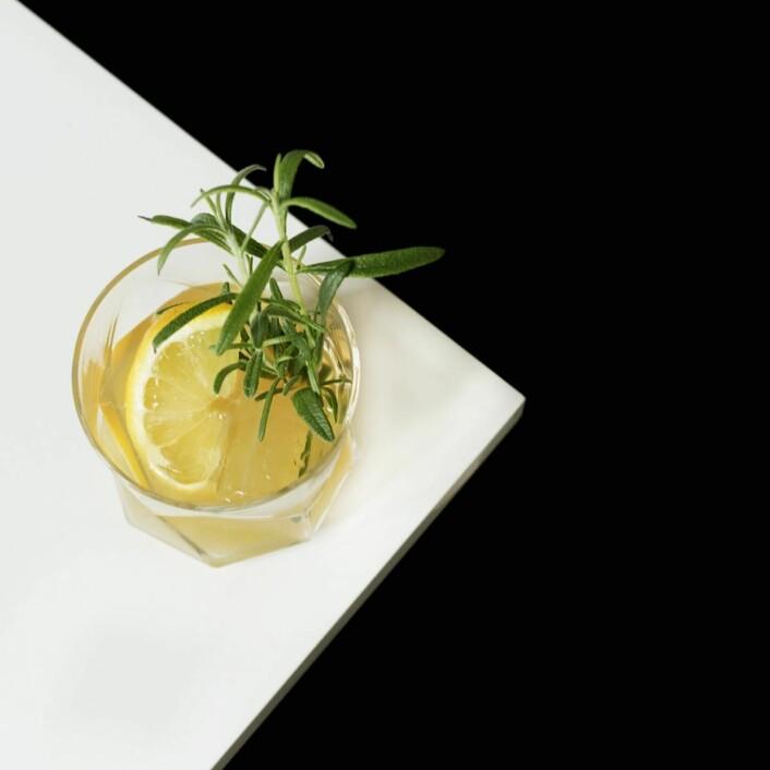 Cognac Sour.