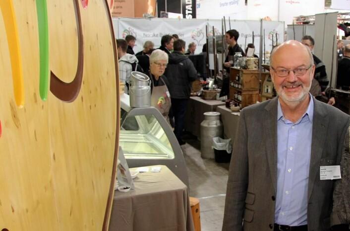 Optimismen råder blant Hanens medlemsbedrifter, sier markeds- og mediesjef i Hanen, Ole Jonny Trangsrud. (Arkivfoto: Morten Holt)