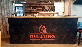 Gulating Pub åpner på Strømmen