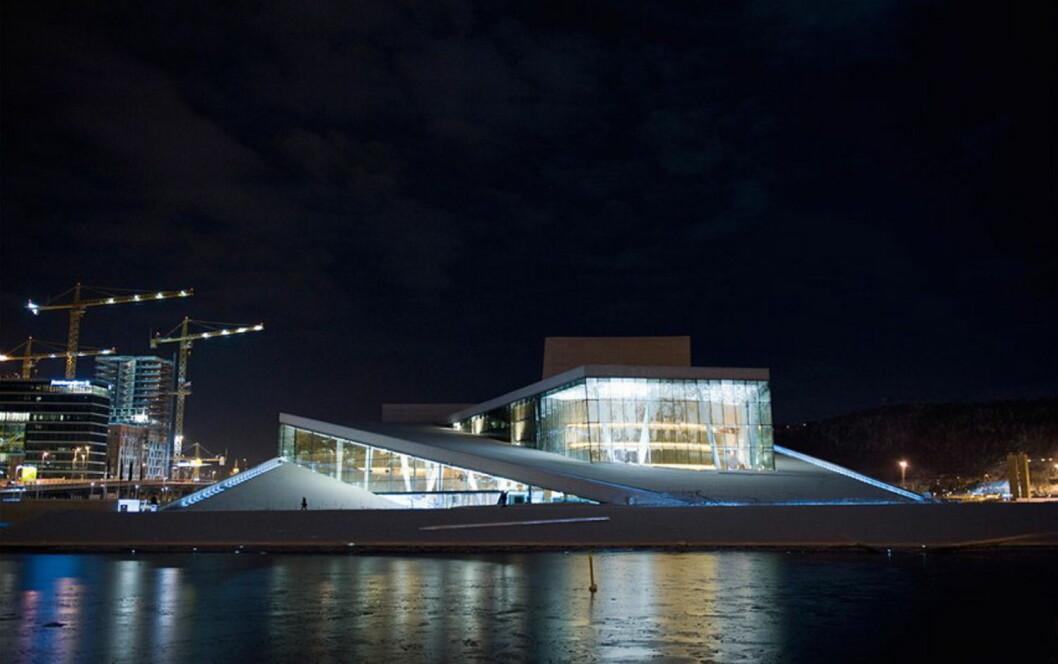 Den norske opera og ballett. (Foto: Erik Berg)