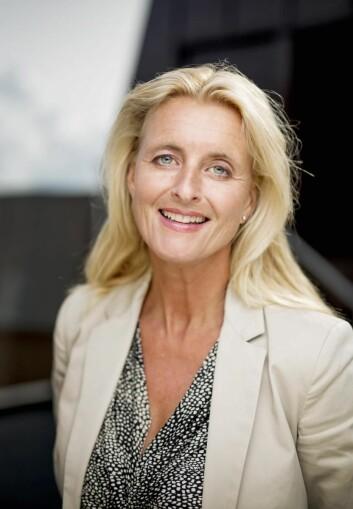 Cathrine Pia Lund. (Foto Agnete Brun)