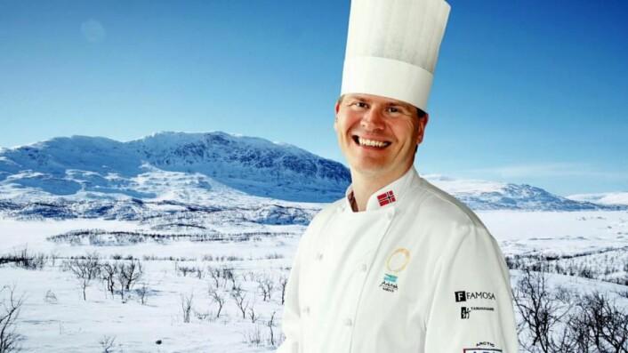 Nordlandskokken Svein Jæger Hansen er nominert.
