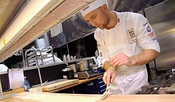 Deltakerne i NM i kokkekunst 2016