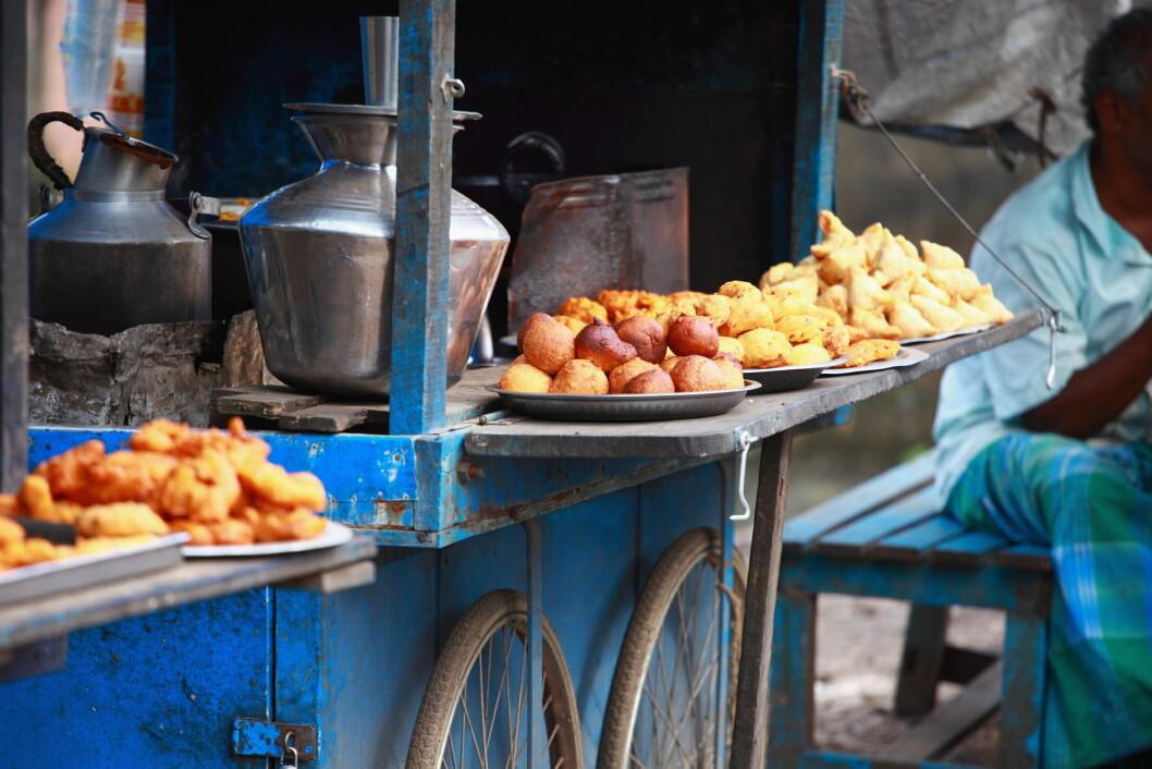 India er verdens billigste land å spise i, ifølge Forex Banks matindeks. (Illustrasjonsfoto: Colourbox.com)