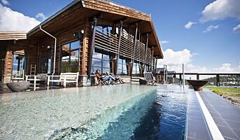 Kåret til Norges beste spa-resort