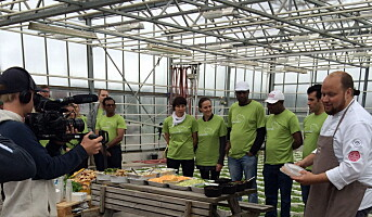 Spennende kokkeprosjekt i Vestfold