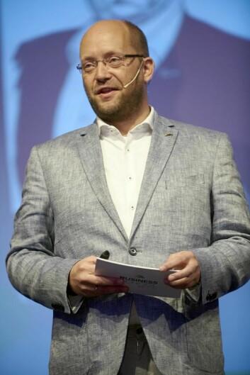 Jan Spooren i Rezidor Hotel Group .