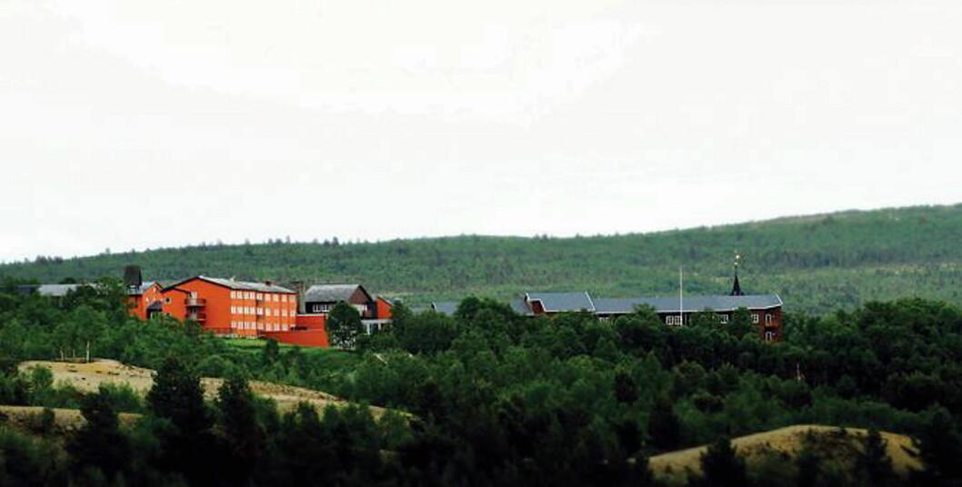 Røros Hotell opplever sin beste sommer siden hotellet ble åpnet for 65 år siden. (Foto: Arkiv)