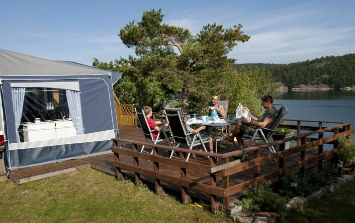 Kristiansand Feriesenter i Vest-Agder. (Foto: Terje Rakke/Nordic Life AS - Visit Norway)