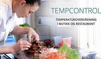 Temperaturovervåkning