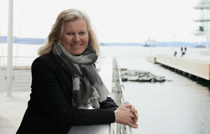 Kristin Krohn Devold, administrerende direktør i NHO Reiseliv.