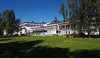 Lillehammer Hotel med rekordsommer