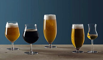 Magnor Glassverk med ny øl- og akevittserie