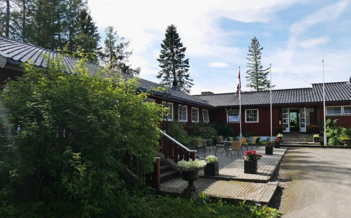 Stetind Hotell i Kjøpsvik har 16 rom. (Foto: Hotellet)