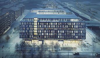 Clarion Hotels vant kampen om Bjørvika