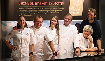 Juryen i Det Norske Måltid 2016 i gang