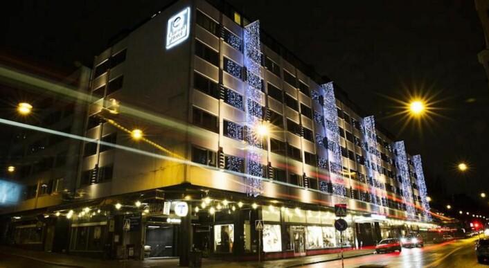 Clarion Hotel Amaranten er det første hotellet i verden der du som gjest får hjelp av en robot. (Foto: Booking.com)