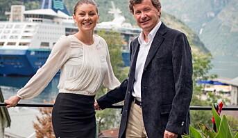 Nye eiere på Hotell Geiranger
