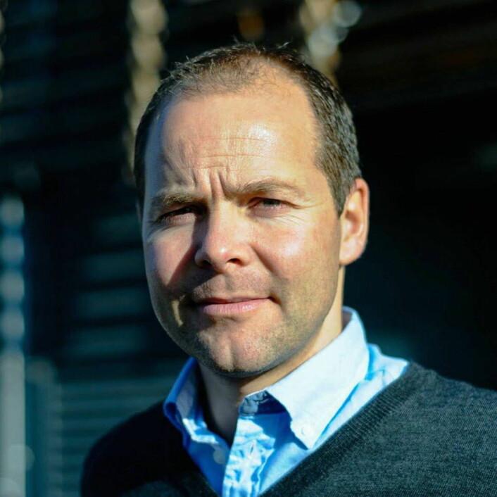 Erik Fostervoll er direktør på Meetingpoint Hafjell.