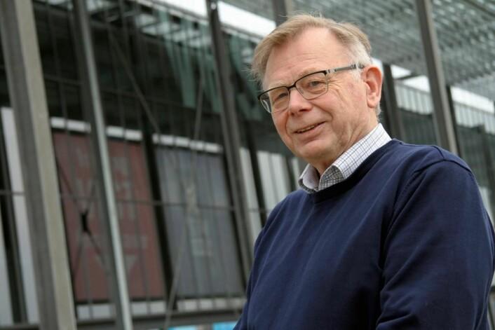 Etter 13 år i BFSN blir Arne Dalseng pensjonist i løpet av høsten. (Foto: Morten Holt)