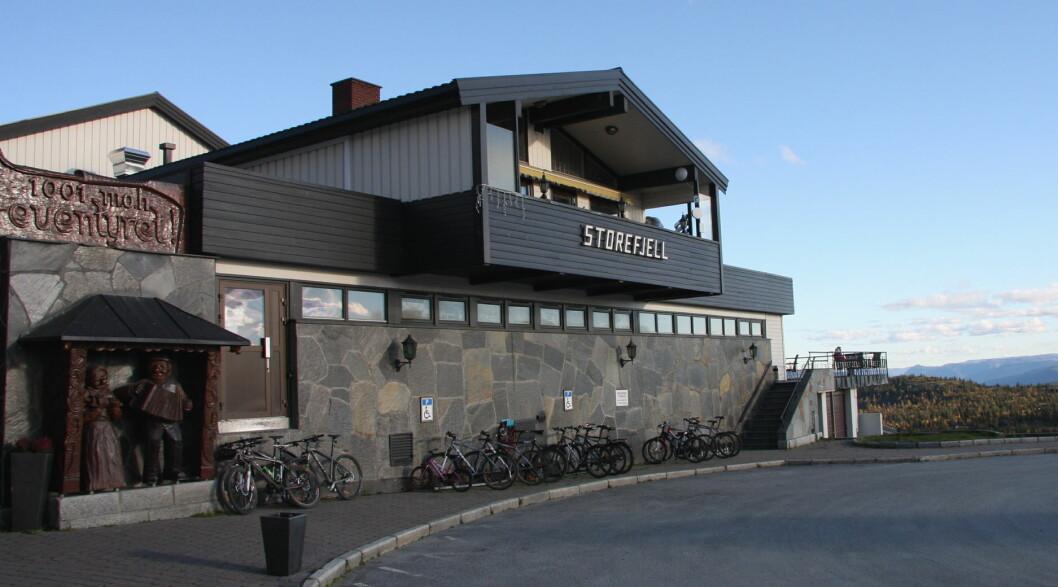 Storefjell Resort Hotel. (Foto: Morten Holt)