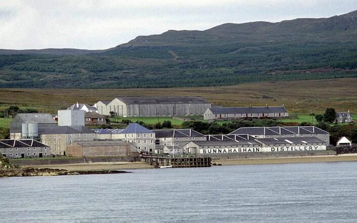 Bunnahabhain er basislisteført på Vinmonopolet med whiskyen Toiteach Islay Single Malt.