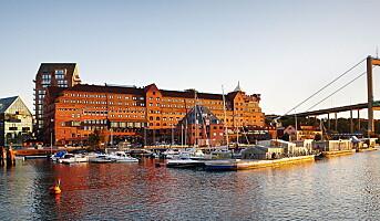 Blir Best Western-hotell