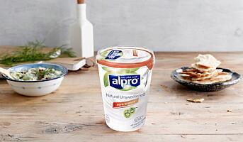 Plantebasert alternativ til matyoghurt