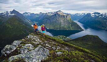 Det går oppover for norsk reiselivsnæring