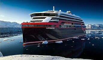 Hybridteknologien til Hurtigruten