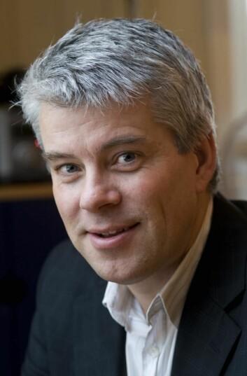 <em>Innkjøpsdirektør i NHO Reiseliv, Morten Karlsen.</em>