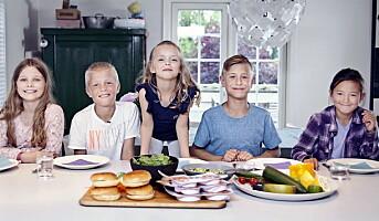 Åpnet barnerestaurant for voksne
