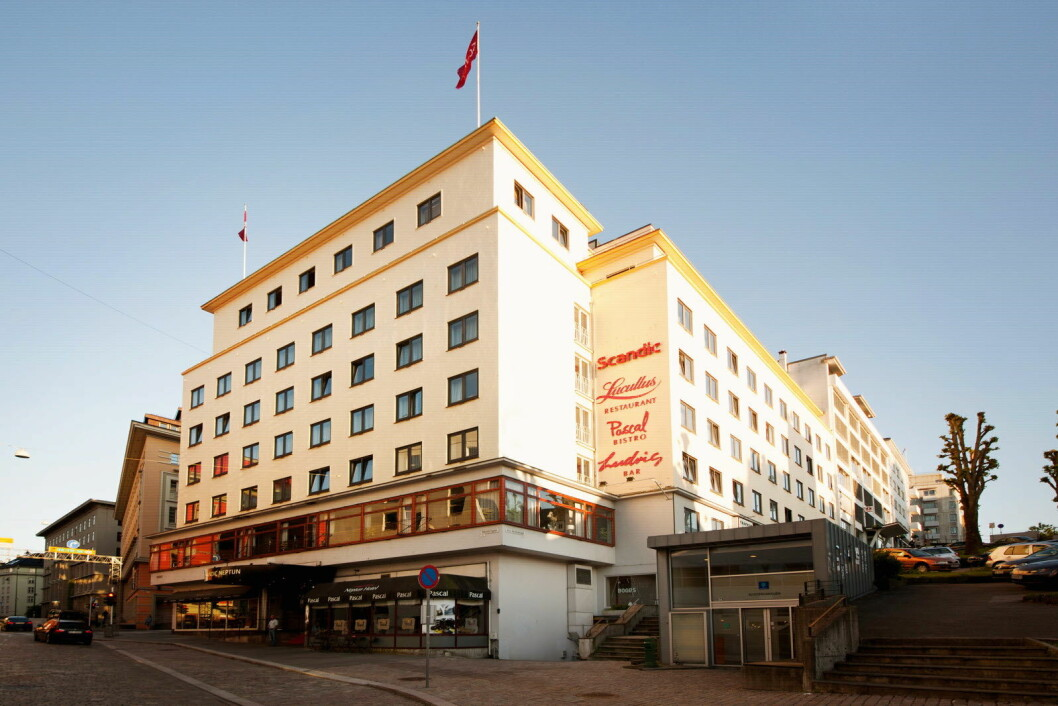 Scandic Neptun. (Foto: Scandic Hotels)