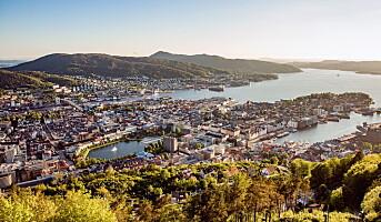 Hotell: Bergen og Stavanger «best» i august