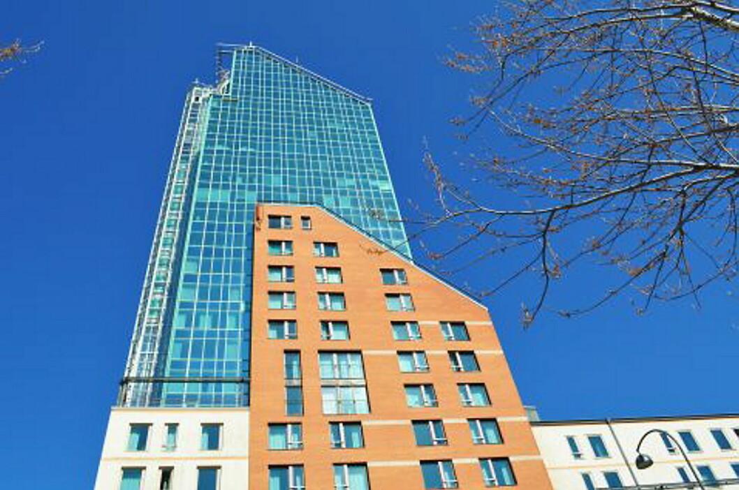 First Hotel Plaza i Västerås blir tilknyttet Best Western 1. mars neste år.