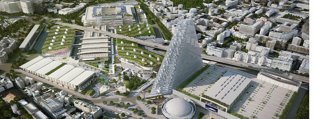 EquipHotel 2016 arrangeres på Port de Versailles 6. til 10. november.