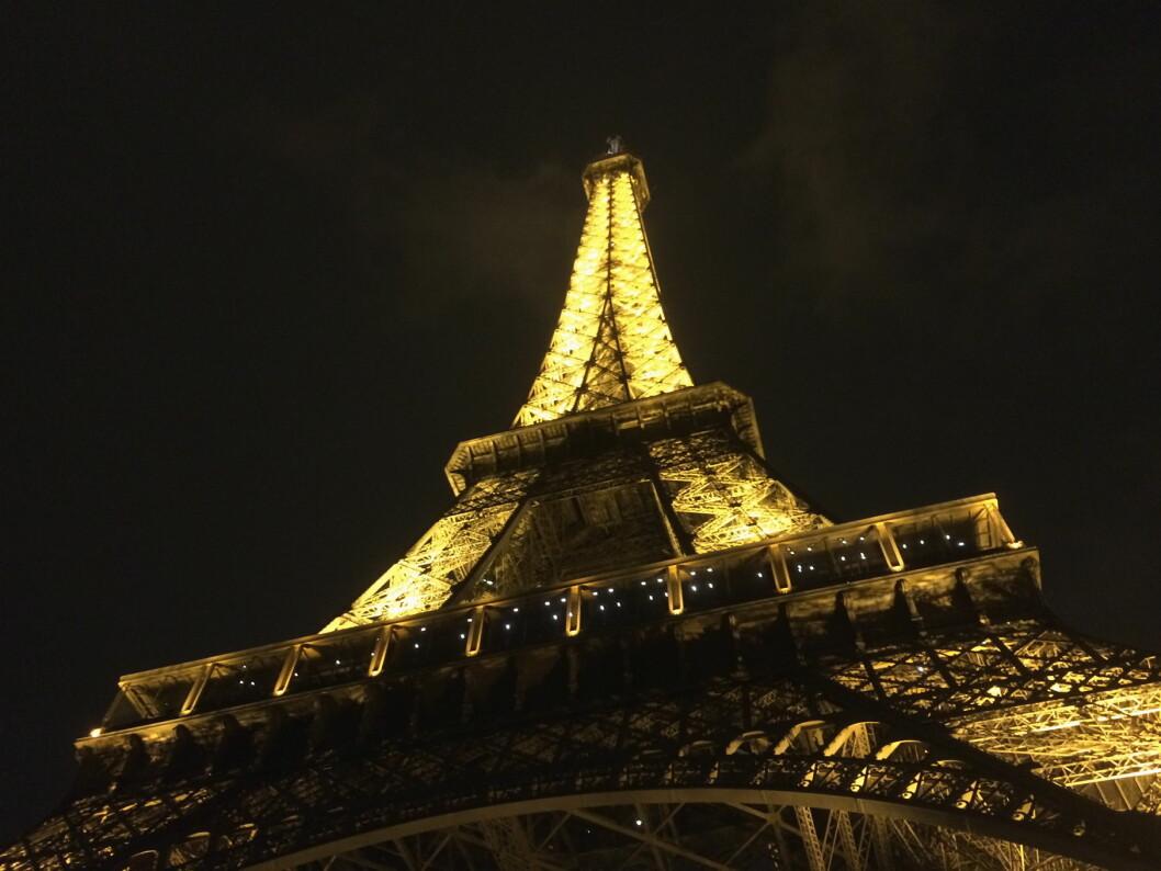 Paris er et prisgunstig gunstig reisemål for nordmenn denne høsten. (Foto: Morten Holt)