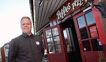 Fjellpizzaen selger godt på Beitostølen