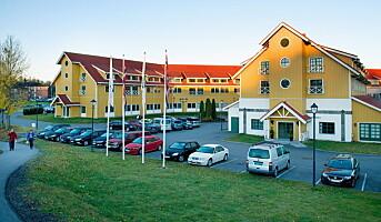 Beste Quality-hotellet og historisk rekord