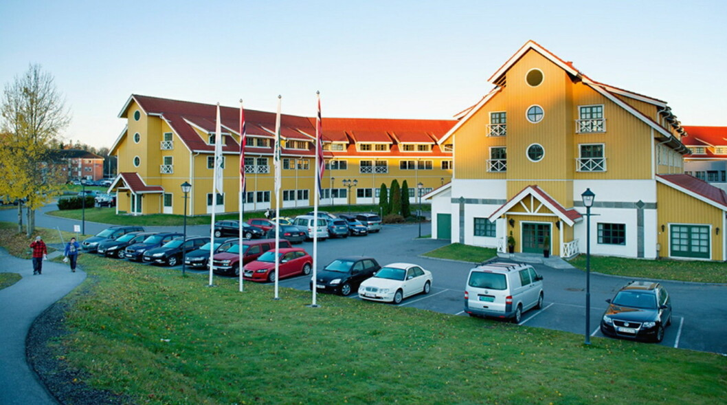 Quality Hotel Sarpsborg. (Foto: Nordic Choice Hotels)