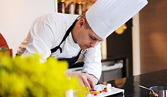 Har servert i Global Chefs Challenge