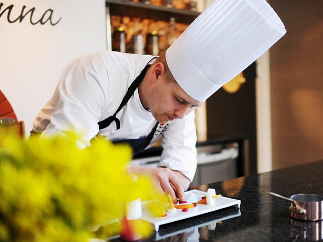 Thomas J. Borgan deltar i dag i Global Chef Challenge i Hellas. (Foto: Arkiv)