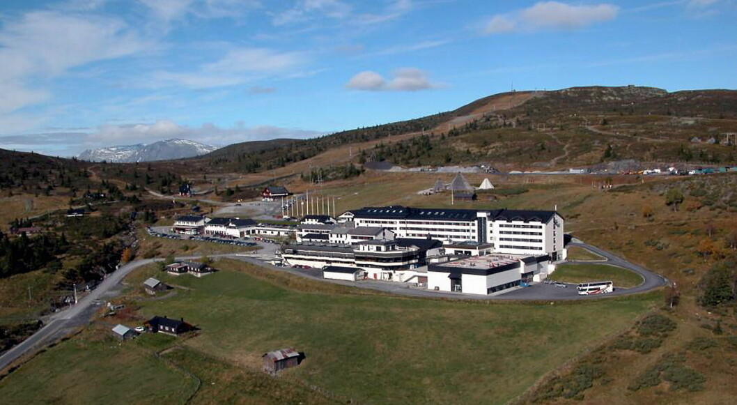 Storefjell Resort Hotel. (Foto: Arkiv)