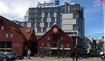 Ny internasjonal hotelldirektør hos Radisson Blu Hotel i Tromsø