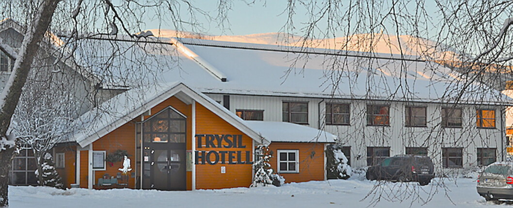 Trysil Hotell er konkurs. (Foto: Hotellet)