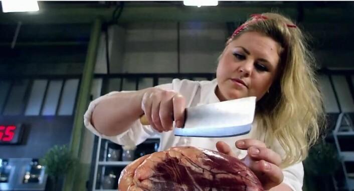 Renee Fagerhøi, som vant Top Chef tidligere i år, kommer for fortelle om sin kjærlighet til kokkeyrket under konferansen i Lom. (Foto: Arkiv)