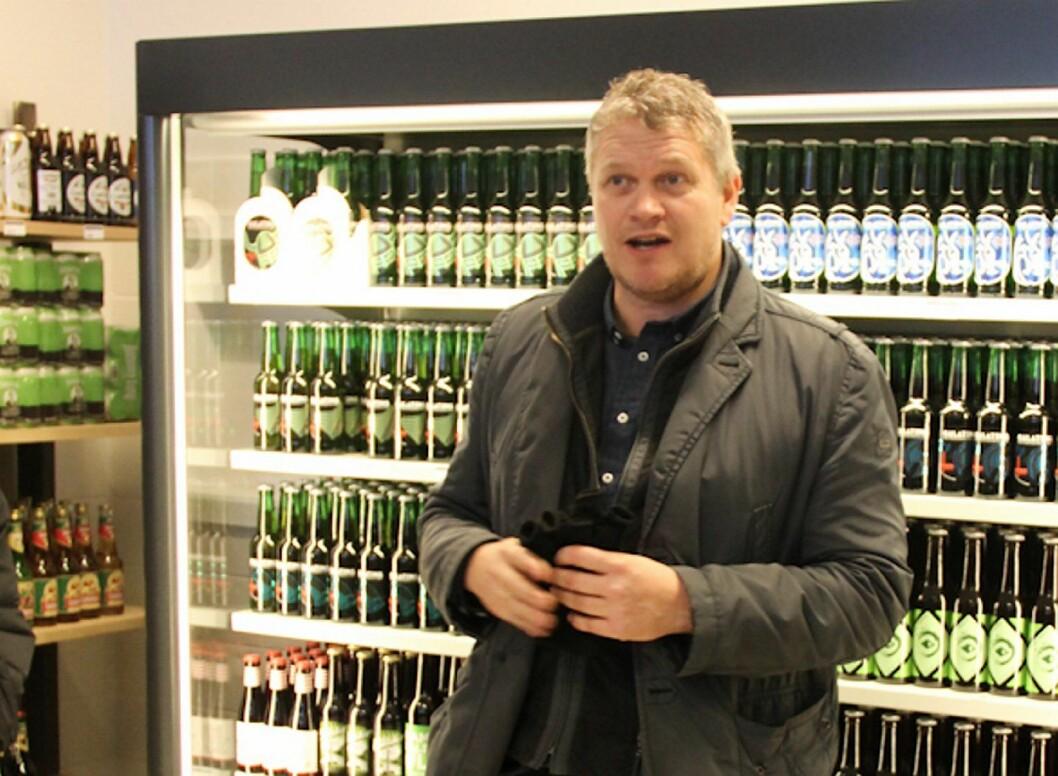 Rolf Ivar Skår er daglig leder for Gulating.