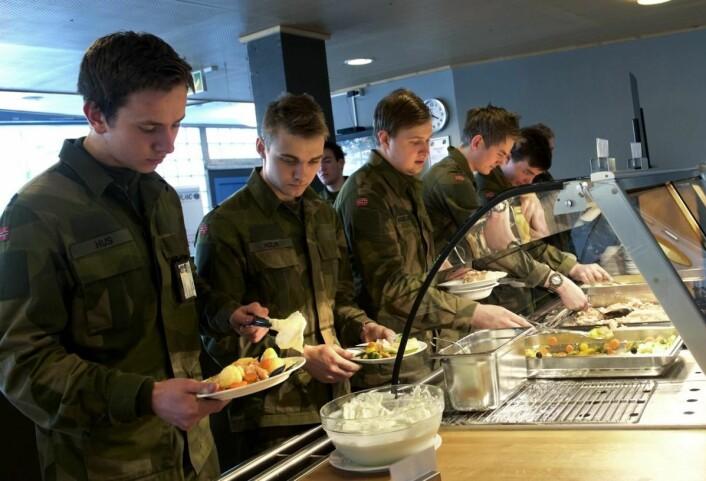 Foto: Forsvaret.