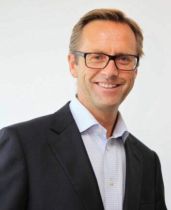 Juryleder for Matomsorgsprisen, Ivar Villa. (Foto: Morten Holt)